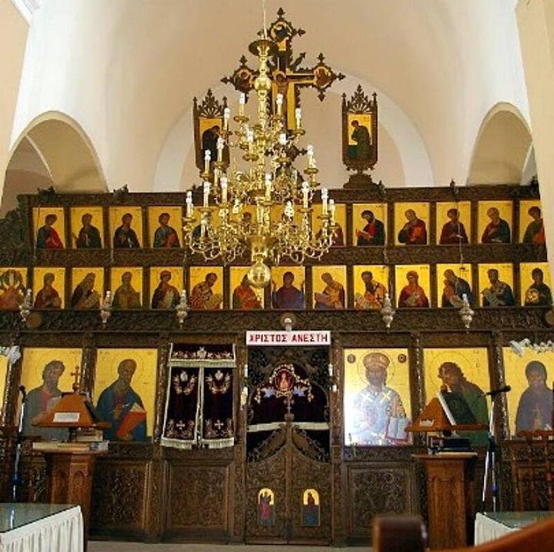 церковь панагия теоскепасти на пафосе
