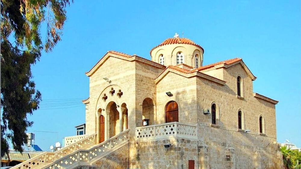 церковь панагия теоскепасти