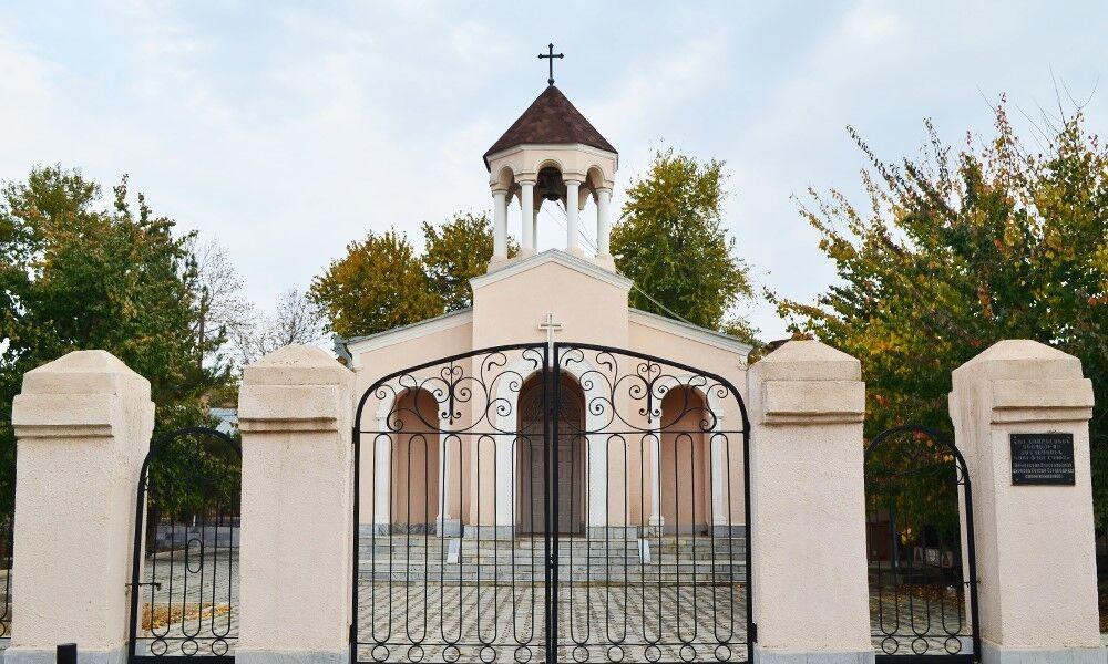 Армянская Церковь Святой Богородицы в Самарканде — фото, отзывы ...