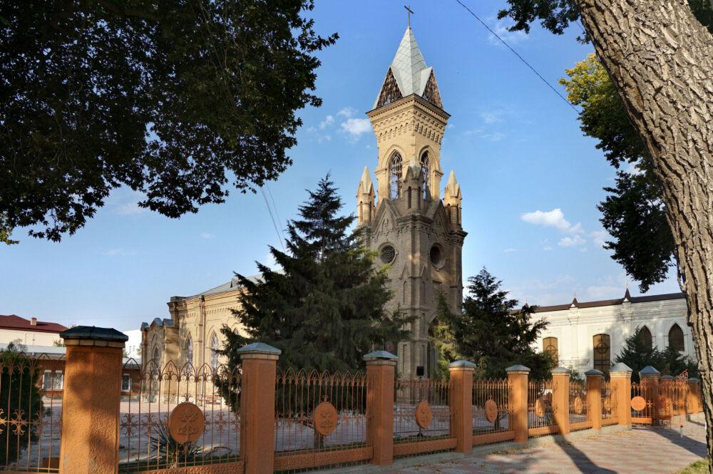 Фотографии Церковь Иоанна Крестителя в Самарканде
