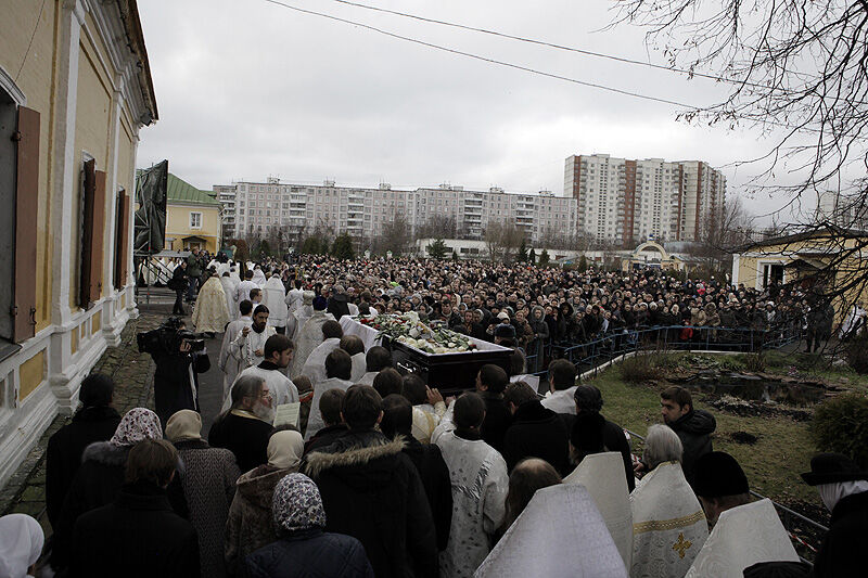 Из дневника матушки Юлии Сысоевой | Православие и мир