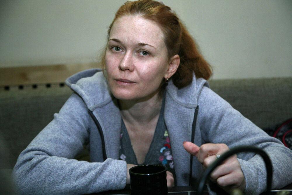Матушка Юлия Сысоева
