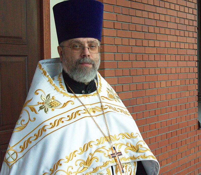 Протоиерей Григорий Григорьев