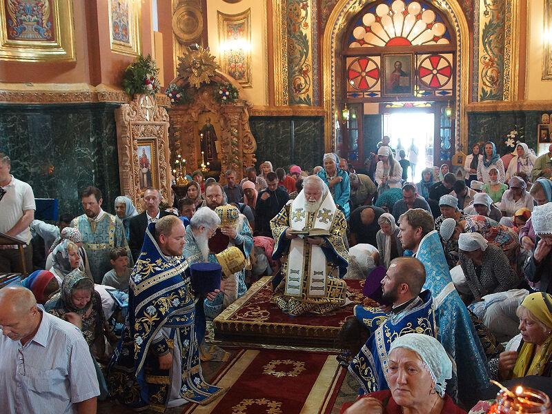 казанская церковь в иркутске (главный ключ)