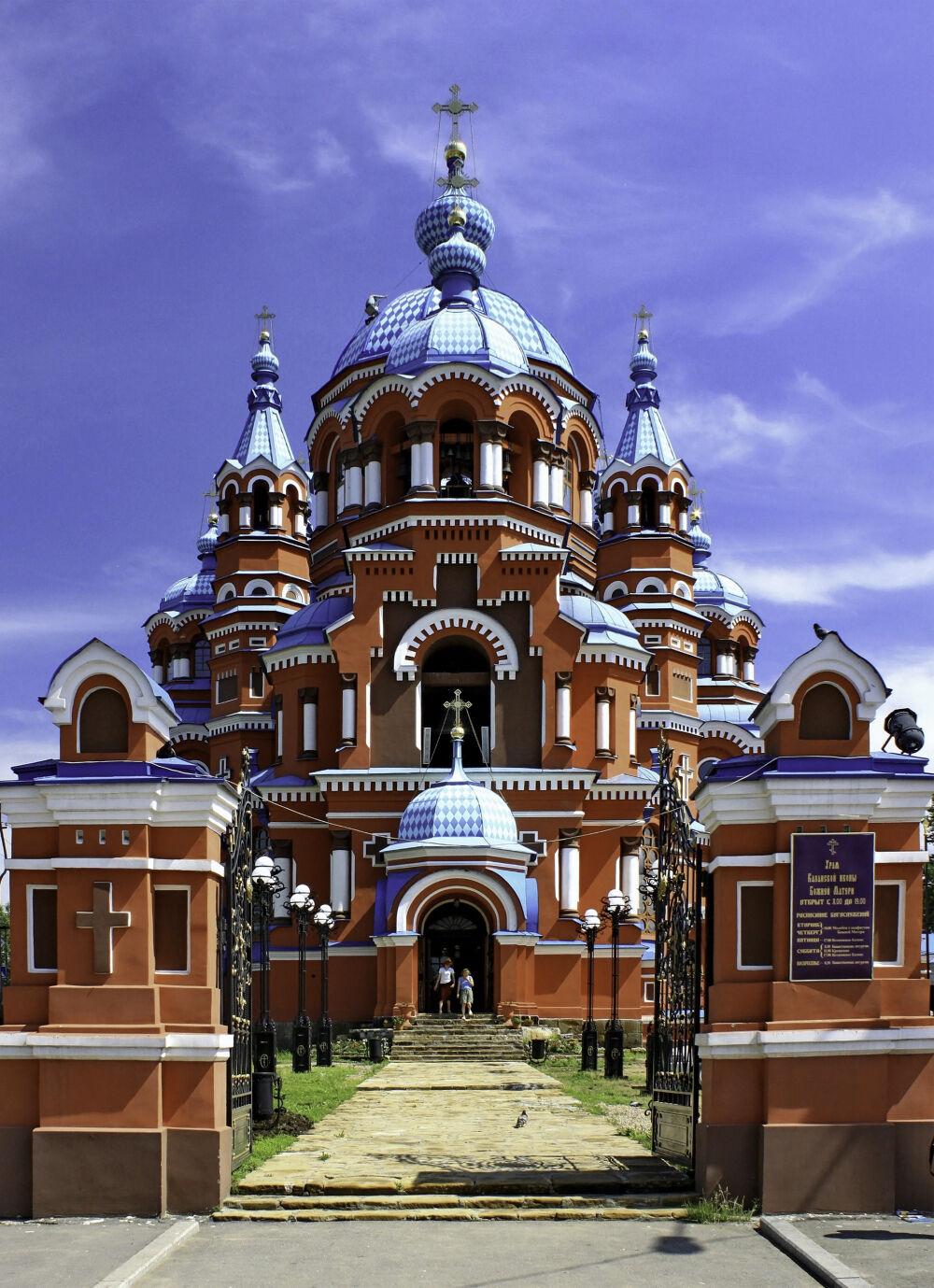 Казанская церковь (Иркутск) — Википедия