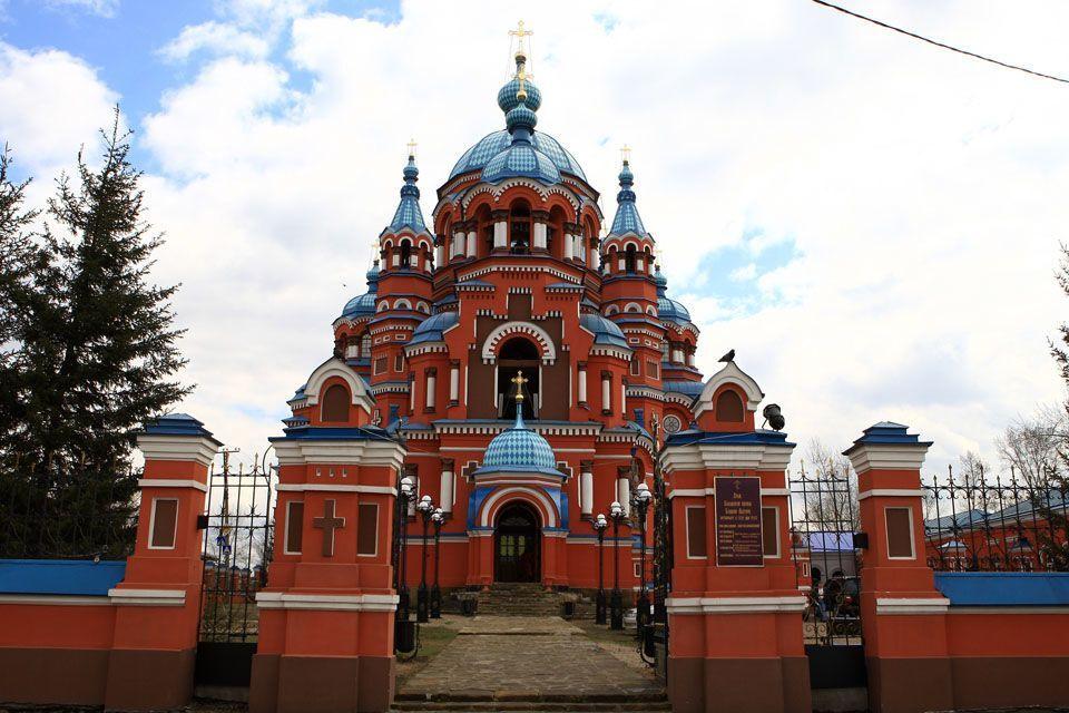 Казанская церковь в Иркутске (Россия, Иркутск) - автор фото Татьяна ...