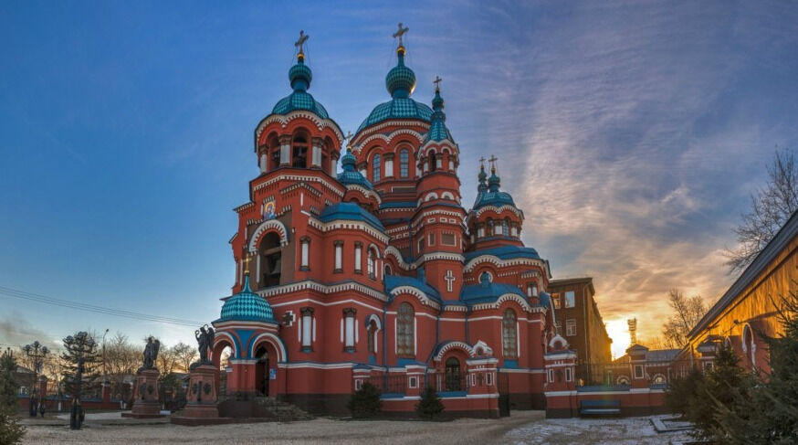 Казанская церковь: описание, фото, контакты, гиды, экскурсии