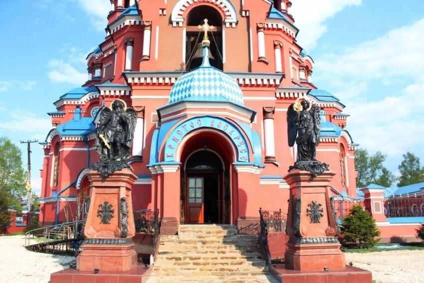 Храм Иконы Казанской Божьей Матери | Иркутск