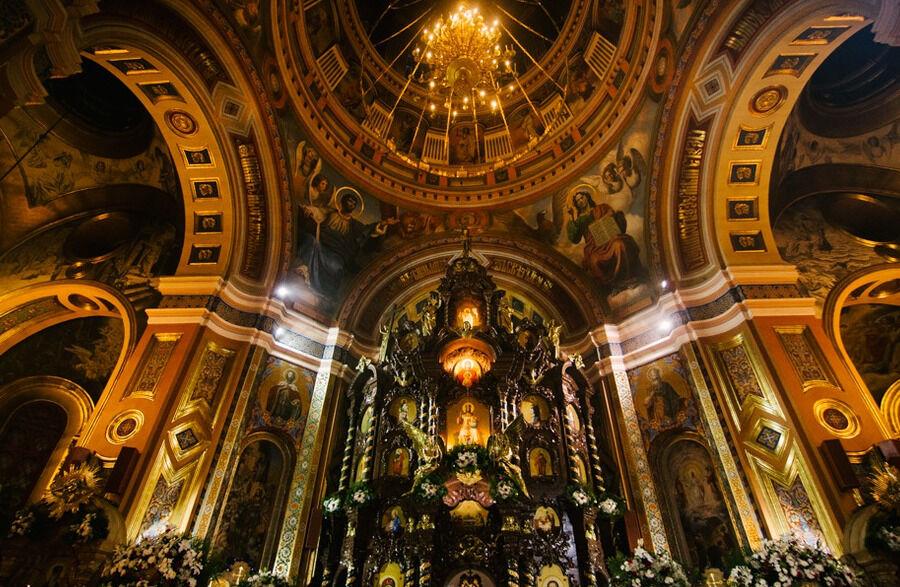 Рождество в храме Казанской иконы Божией Матери | Фоторепортажи ...