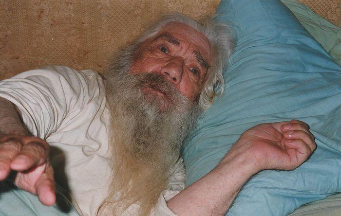 Отец Павел Груздев