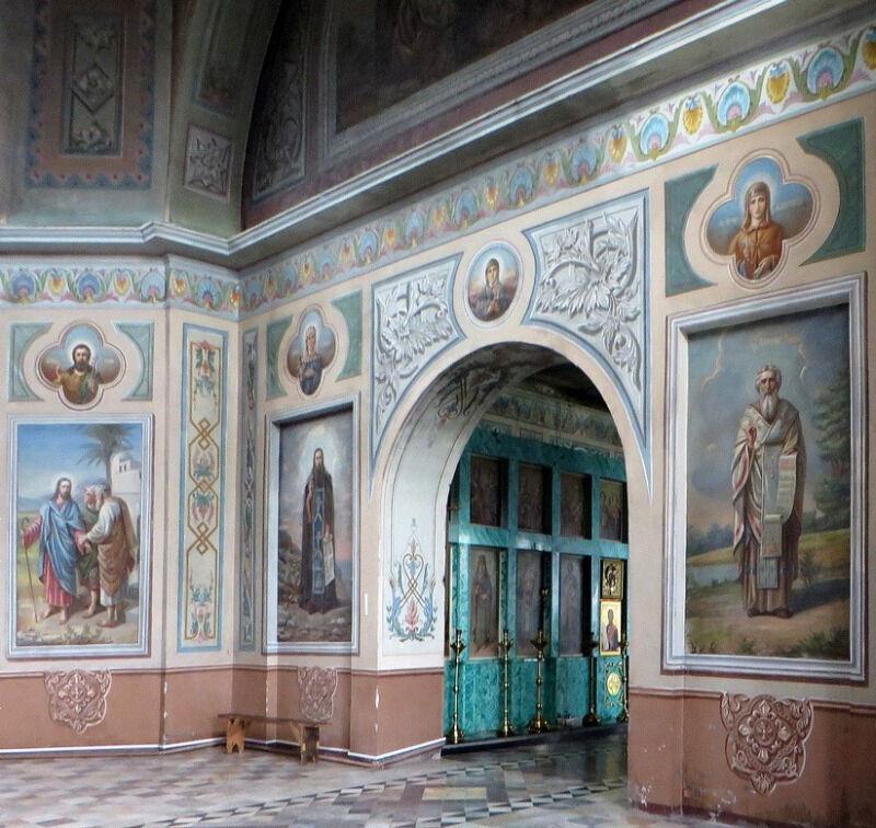 екатерининская церковь в рязани