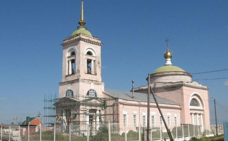 Преображенская церковь в Канищево