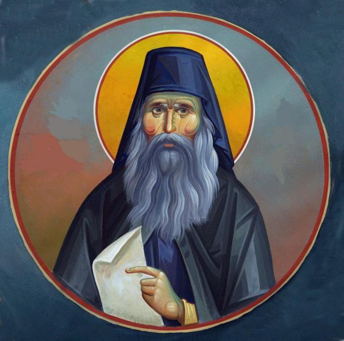 Силуан Афонский: житие Святой Силуан Афонский