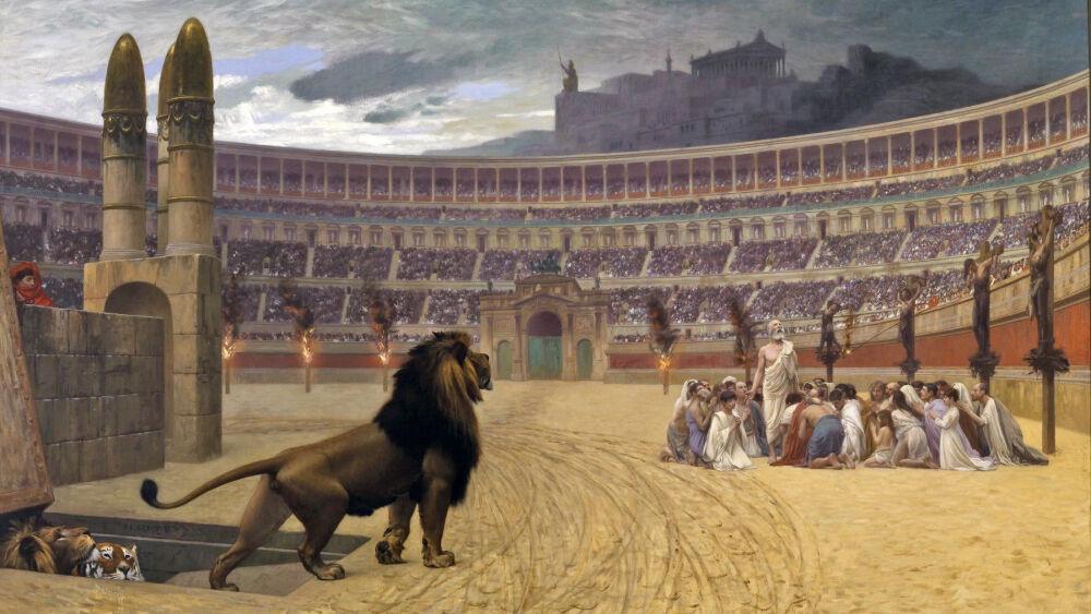 Какими были первые христиане?   ПОЧЕМУХА.РУ ответы на вопросы.