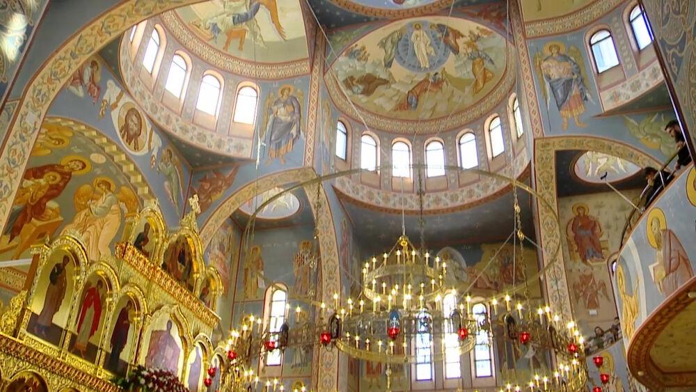 Сайт города Реутов - Патриарх Московский и Всея Руси Кирилл провел ...