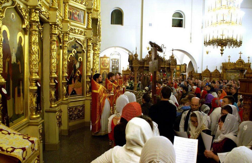 храм в живоначальной троицы в реутово