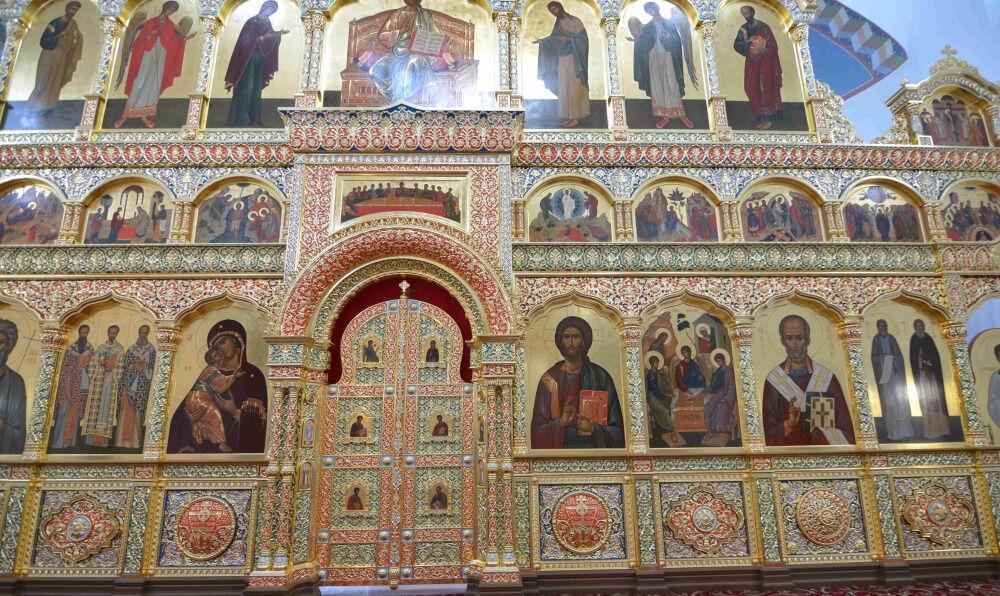 Троицкий храм г. Реутов Московской епархии.