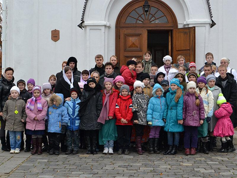 Котловка | В Котловке состоялось открытие воскресной школы при Храме ...