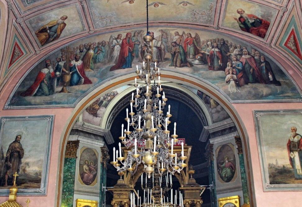 церковь святого мартина на таганке