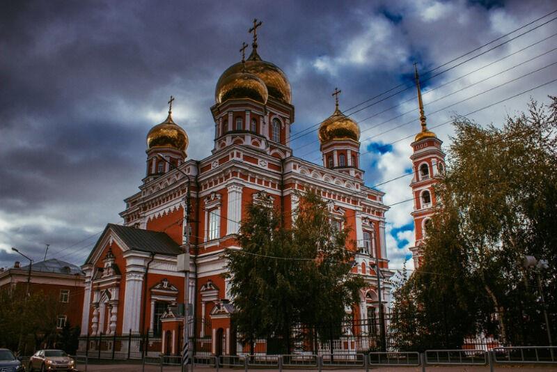 Православный Саратов - Саратовская область - Русский отдых