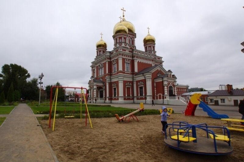 Храм Покрова Божией Матери (г. Саратов) - Православные лики России
