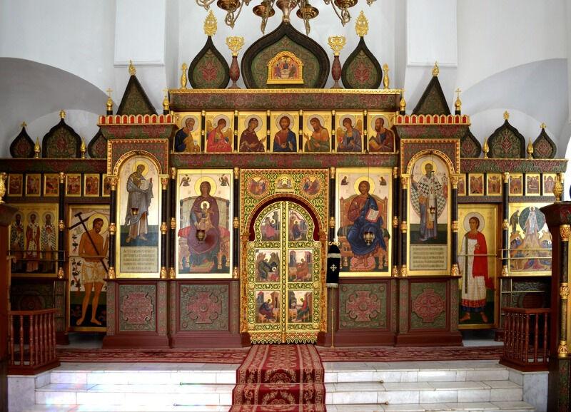храм покрова пресвятой богородицы в саратове