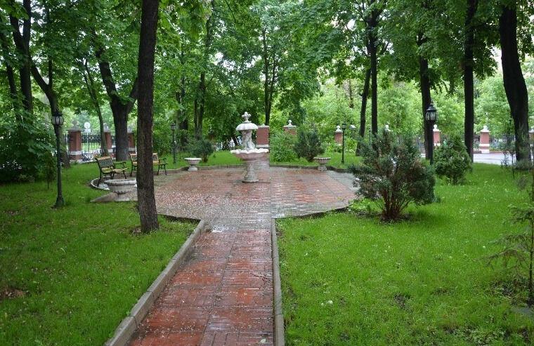 леоновская церковь