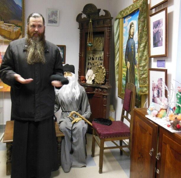 Прихожане храма Смоленской иконы Божией Матери Фили-Давыдково ...