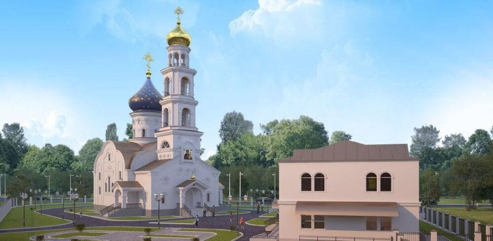 Владимир Ресин поручил «перевести храм Смоленской иконы Божией ...