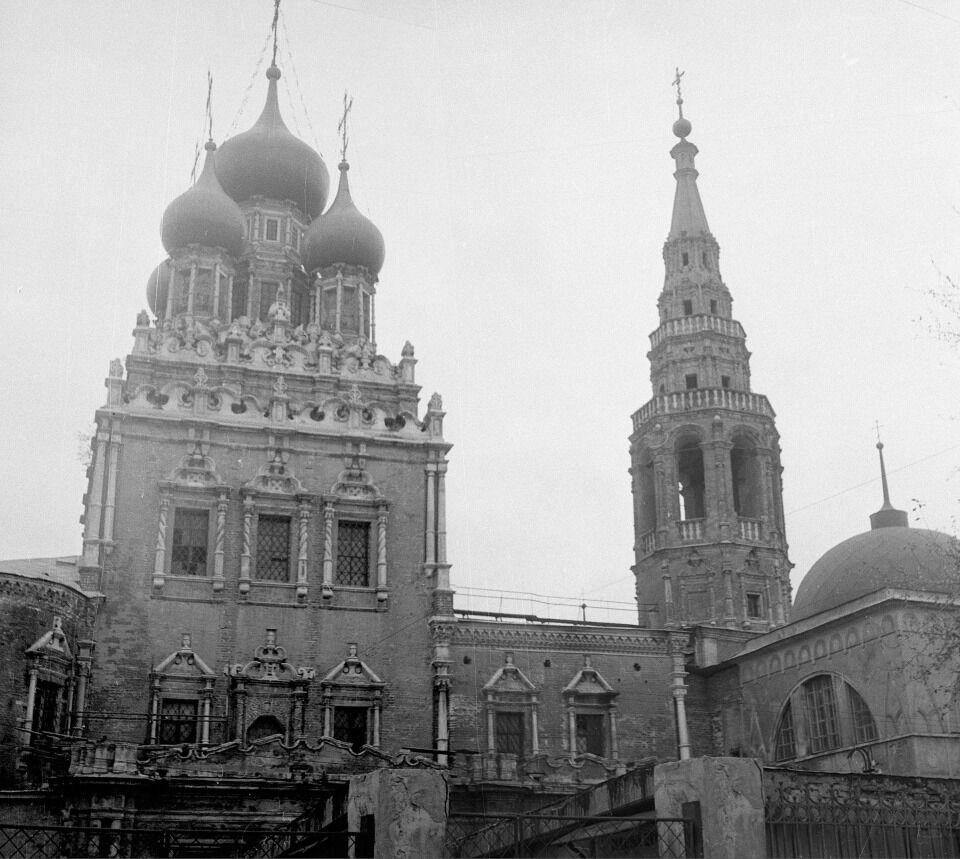 храм воскресения христова в кадашах (главный ключ)