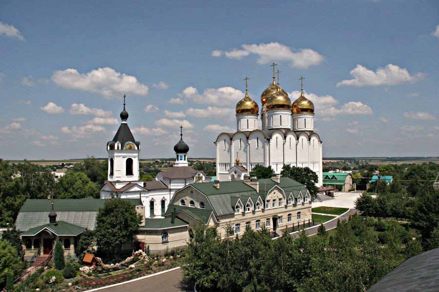 В монастырях села Никольское почтили память основателя обителей ...