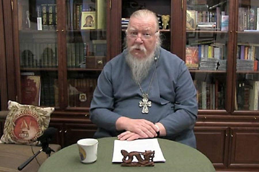 Протоиерей Димитрий Смирнов: Я не сторонник оружия, а противник ...