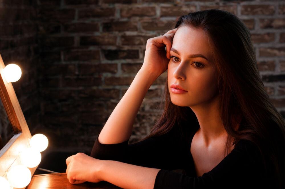 Задумчивость. Photographer Vladislav Opletaev