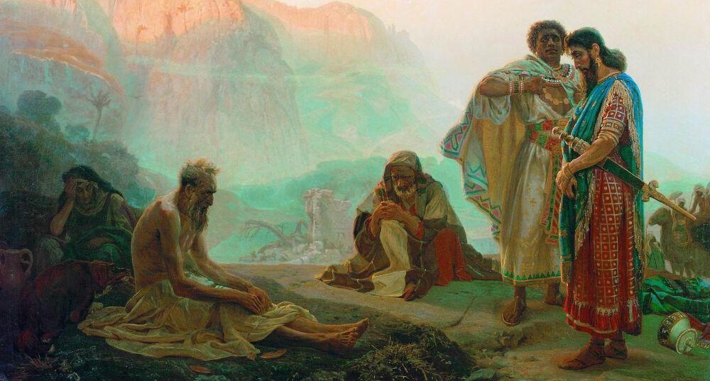 Иов: вопрошающий Бога - Православный журнал Фома