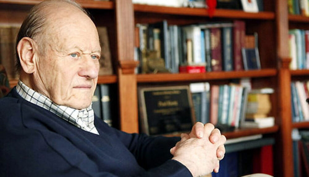 Remembering Paul Kurtz, a no-nonsense philosopher   The Opinion Pages
