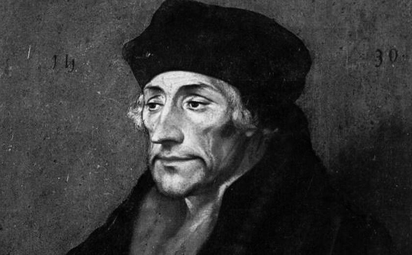 Эразм Роттердамский. Desiderius Erasmus Roterodamus - биография ...