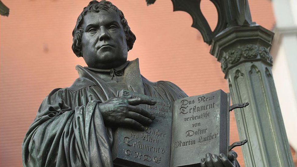 Мартин Лютер — Интернет-журнал «Лицей»