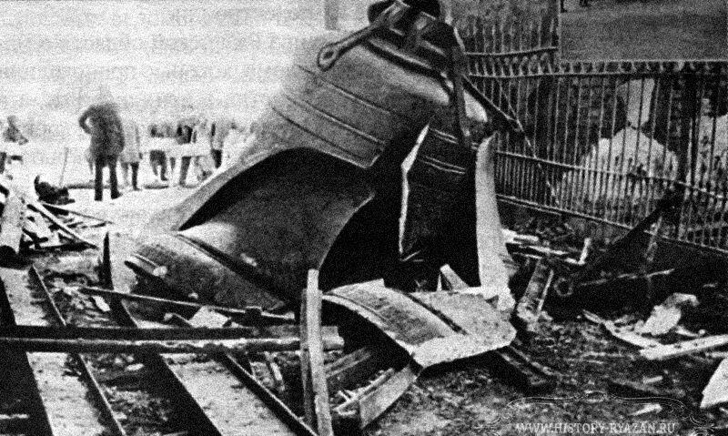 Уничтожение храмов