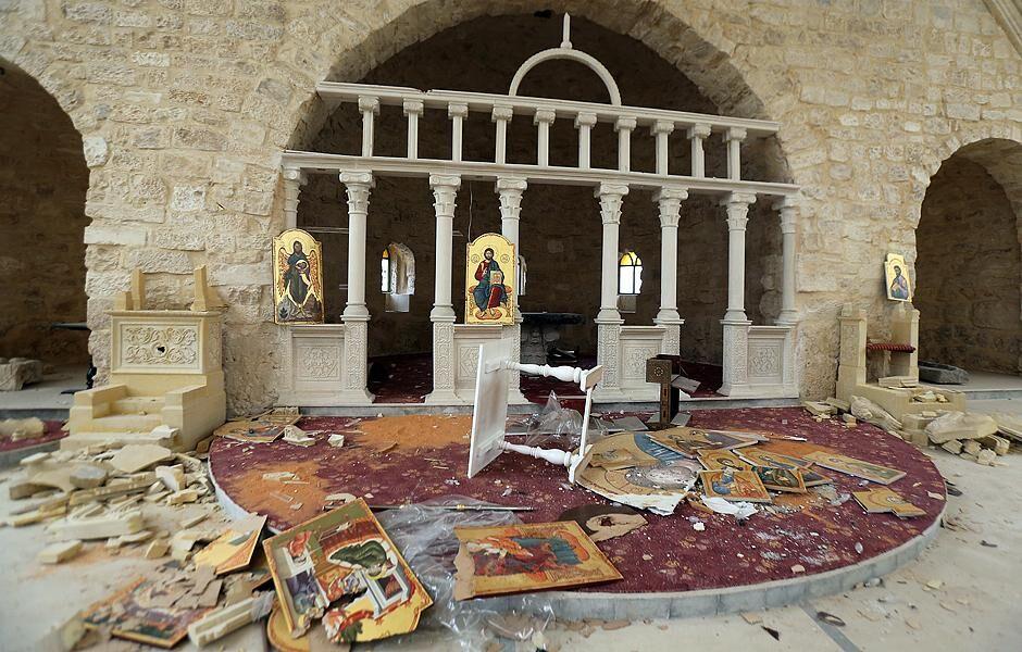 Что является осквернением храма? | Православная Жизнь