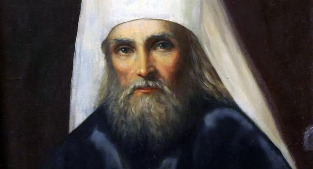 ежедневная молитва святителя филарета митрополита московского