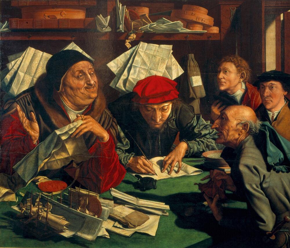 кто такие мытари и фарисеи