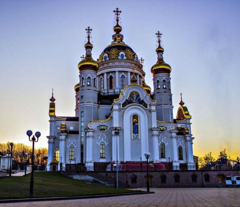Храм Святых Петра и Февронии Муромских