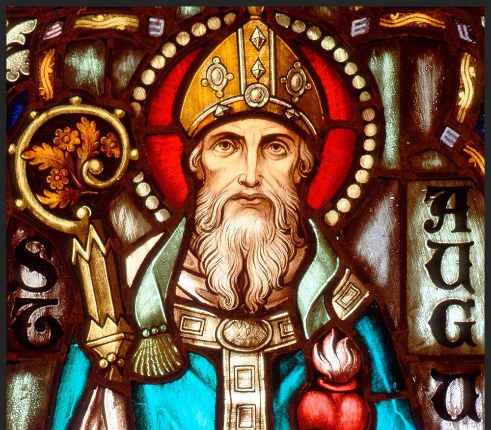 августин аврелий блаженный