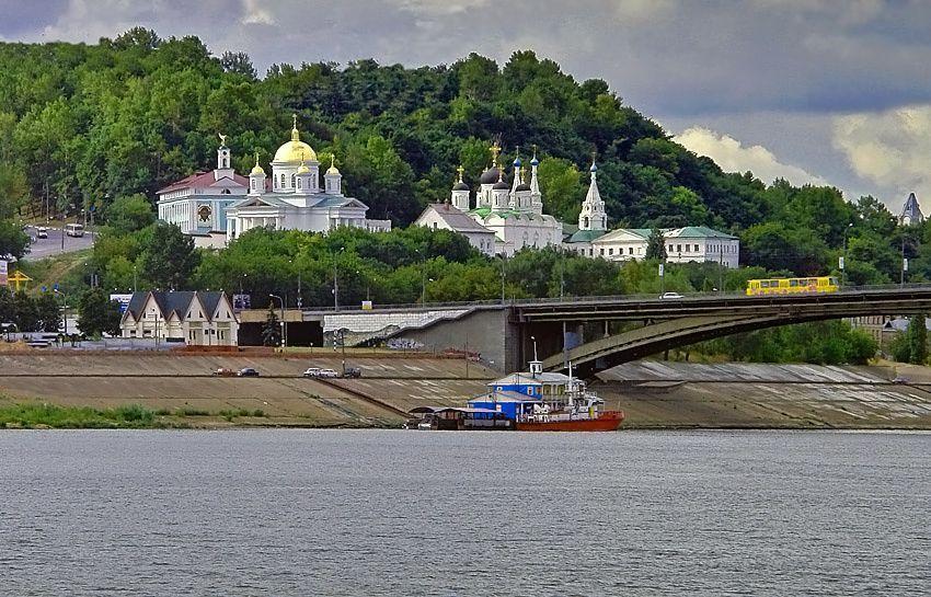 Нижний Новгород Благовещенский монастырь
