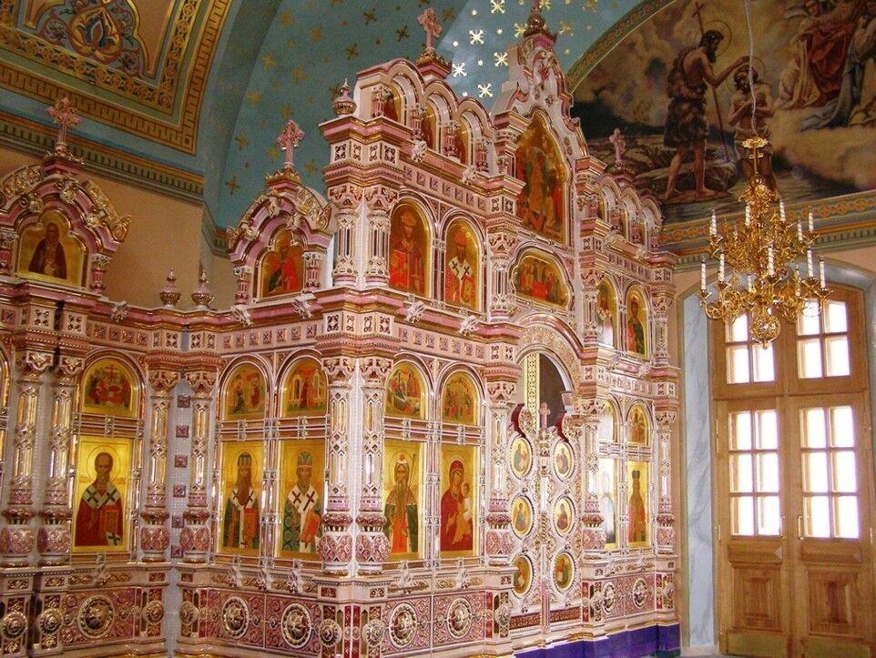 Фарфоровые иконостасы, Изготовленные иконостасы: Нижний Новгород ...