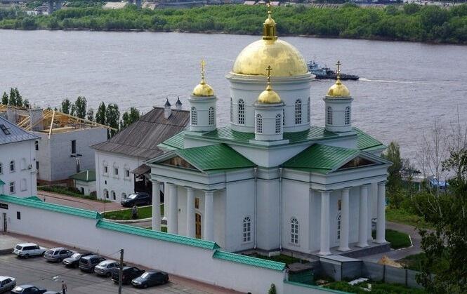 Благовещенский мужской монастырь (г. Нижний Новгород) - Православные ...