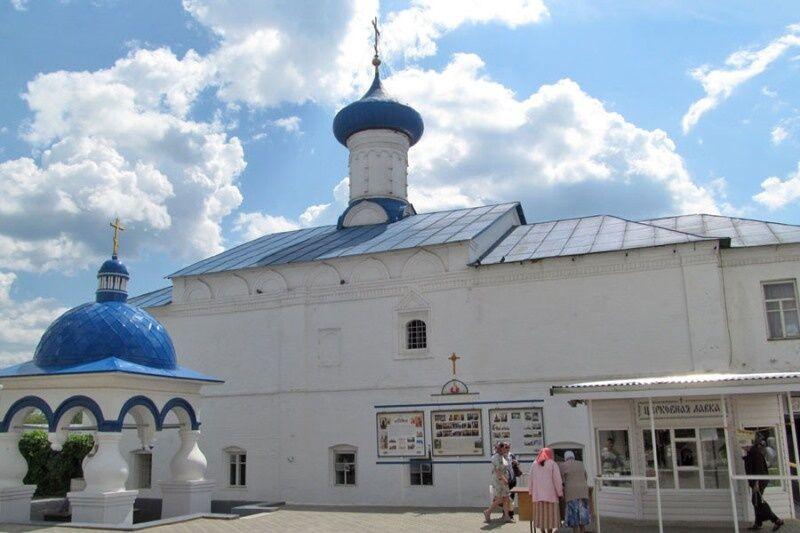 храм в боголюбово