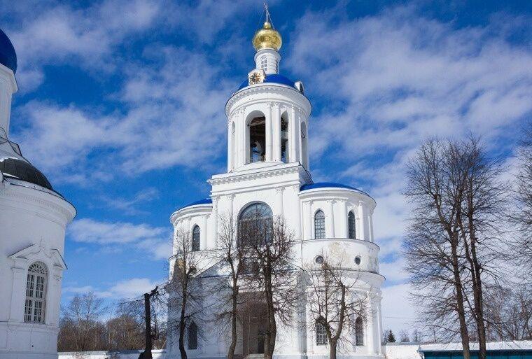 церковь в боголюбово во владимирской области