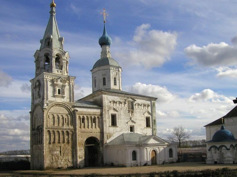 свято боголюбский женский монастырь во владимирской области