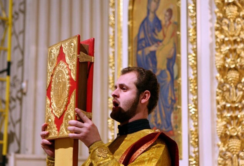 Всенощное бдение — Фоторассказы священника Константина Пархоменко